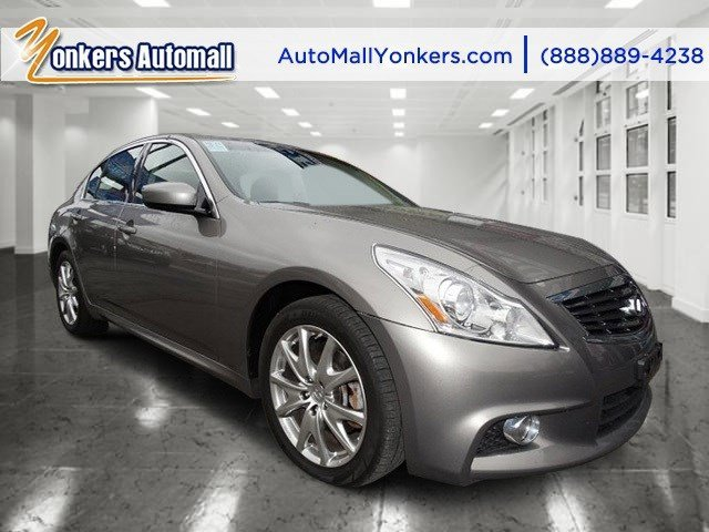 2013 Infiniti G37 Sedan x Graphite ShadowGraphite V6 37L Automatic 35183 miles 1 owner clean