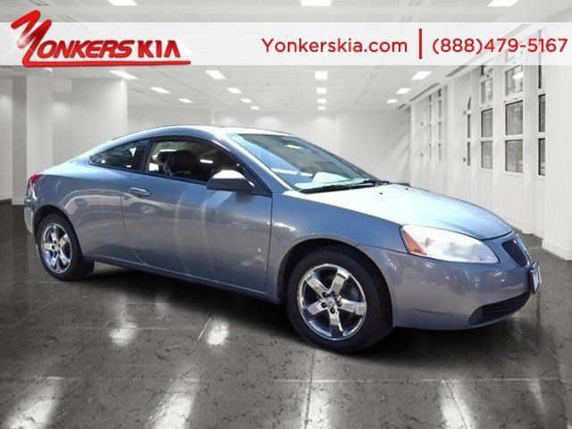 2007 Pontiac G6 GT Electric Blue MetallicBlack V6 35L  95952 miles Yonkers Kia is the largest