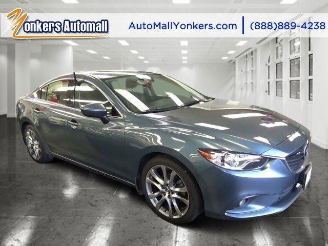 2014 Mazda Mazda6 i Grand Touring Blue Reflex MicaBlack V4 25 L Automatic 28194 miles 1 owner