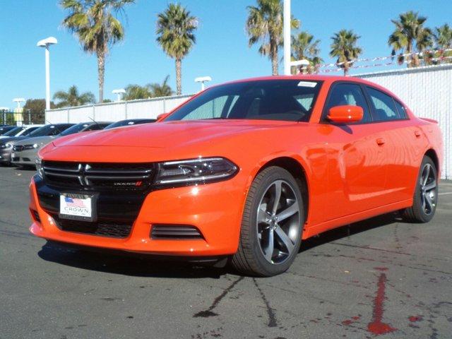2017 Dodge Charger SE Go MangoBlack V6 36 L Automatic 0 miles  TRANSMISSION 8-SPEED AUTOMATI