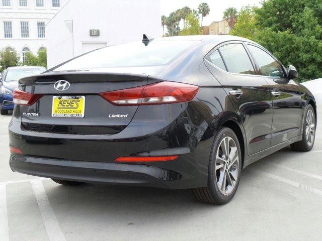 2017 Hyundai Elantra Limited BLACKGray V4 20 L Automatic 5 miles Woodland Hills Hyundai come