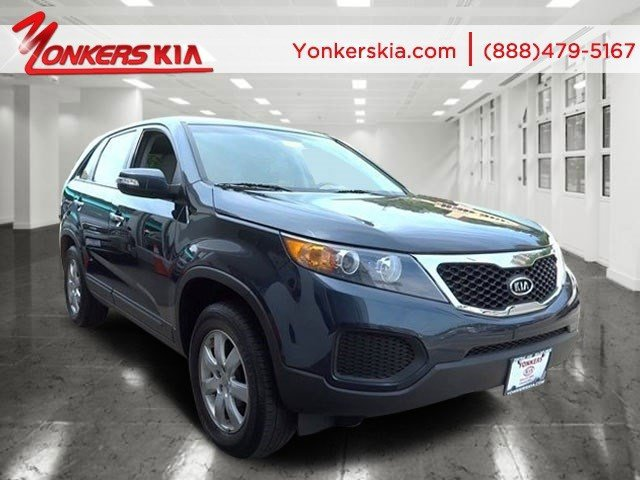 2013 Kia Sorento LX Baltic BlueGray V4 24L Automatic 43090 miles 1 owner clean carfax 2013