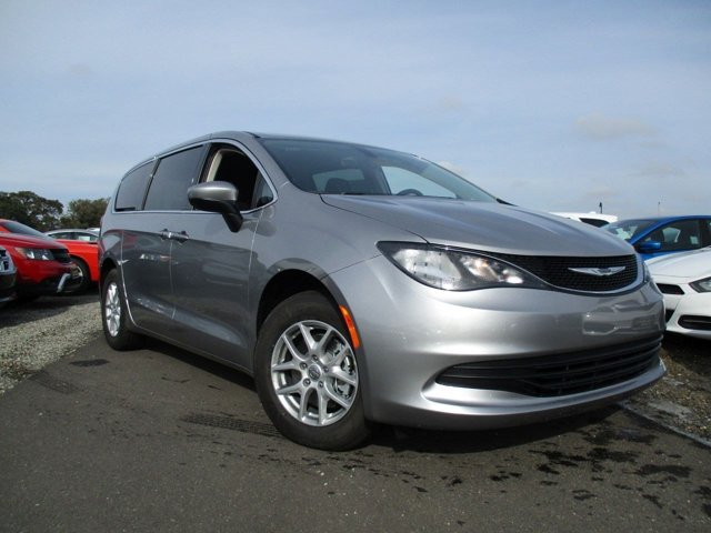 2017 Chrysler Pacifica Touring Billet Silver Metallic ClearcoatBlackAlloy V6 36 L Automatic 4