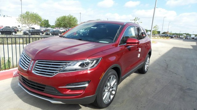 2017 Lincoln MKC Reserve RedEbony V4 20 L Automatic 21 miles The new Lincoln MKC blends the b