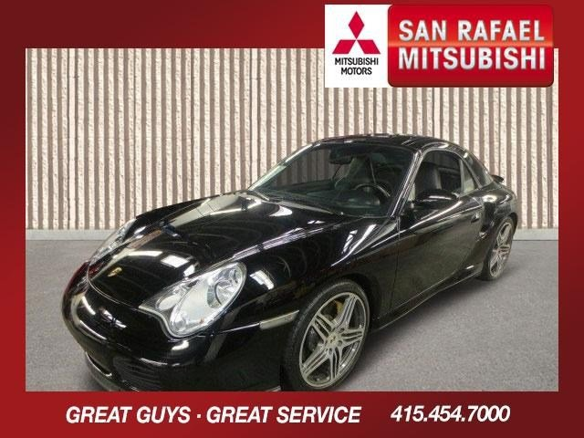 2005 Porsche 911 Turbo S Cabriolet BlackBlack V6 36L Manual 60270 miles You Can NOT Pass Up Th