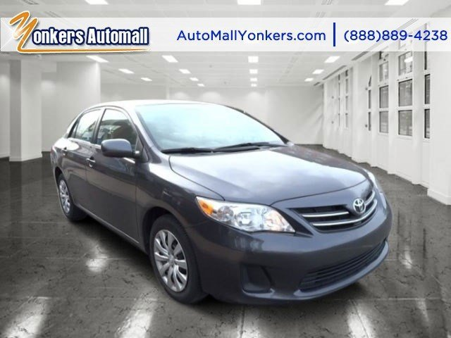 2013 Toyota Corolla LE Magnetic Gray MetallicGray V4 18L Automatic 45988 miles  Front Wheel Dr
