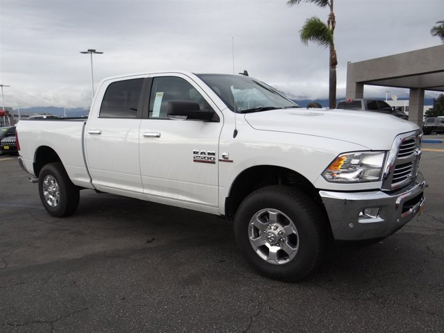 2017 Ram 2500 SLT Bright White ClearcoatBlack V6 67 L Automatic 26 miles You wont want to mi