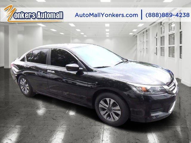 2013 Honda Accord Sdn LX Crystal Black PearlBlack V4 24L Automatic 15489 miles Lavishly luxur