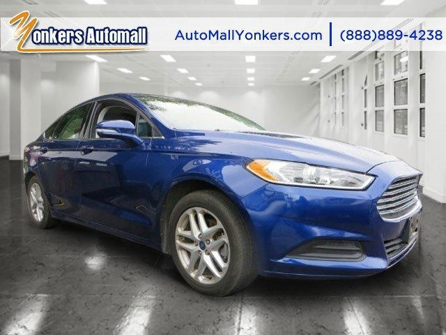 2013 Ford Fusion SE  V4 25L  30711 miles 1 Owner carfax Bluetooth power seat alloy wheels