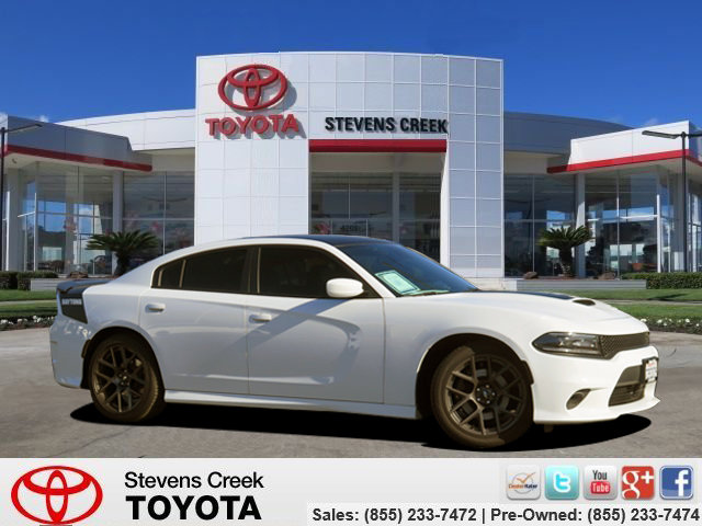 2017 Dodge Charger Daytona 340 White Knuckle ClearcoatBrazen GoldBlack V8 57 L Automatic 1100