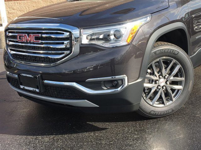 2017 GMC Acadia SLT Iridium MetallicJT BLK PERF LTH V6 36L Automatic 5055 miles Introducing t