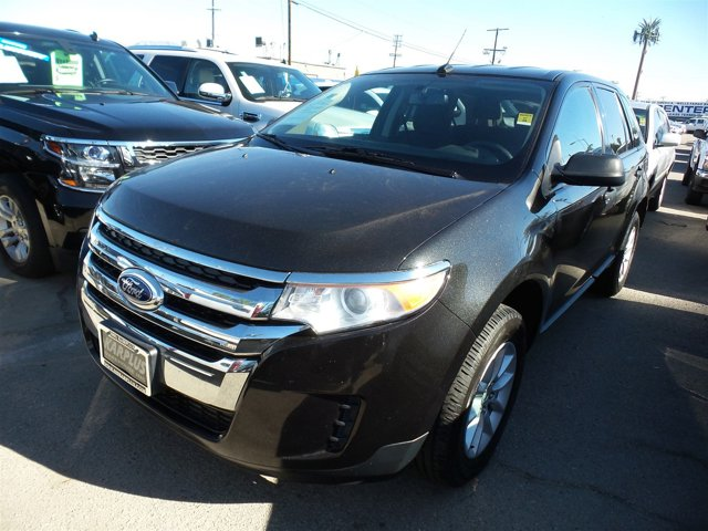 2013 Ford Edge SE Tuxedo Black MetallicBlack V6 35L Automatic 41968 miles Choose from our wid