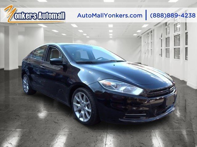 2013 Dodge Dart Rallye Pitch BlackBlackLight Tungsten V4 20L Automatic 32821 miles  22T RALLY
