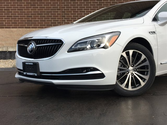 2017 Buick LaCrosse Essence Summit White V6 36L Automatic 6 miles Introducing the all New Bui
