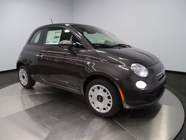 2016 FIAT 500 Pop Granito Lucente Granite CrystalA7X9 V4 14 L Automatic 0 miles Buy it Try