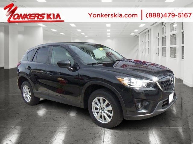 2014 Mazda CX-5 Touring Jet Black MicaBlack V4 25 L Automatic 24619 miles Clean Carfax This M