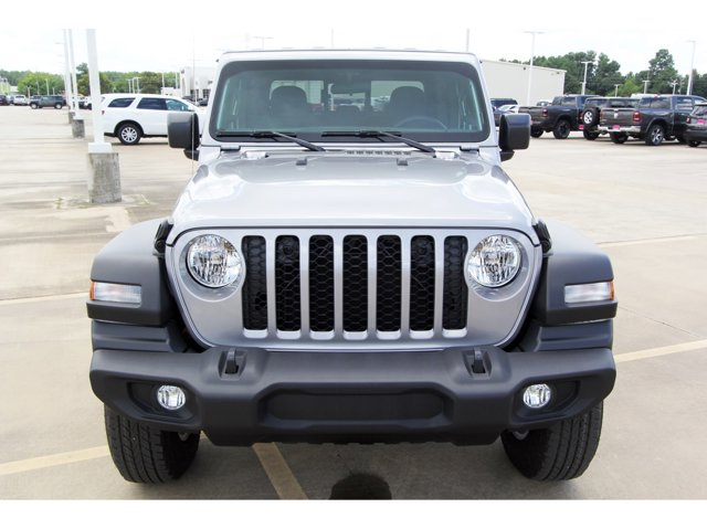 2020 Jeep Gladiator Sport S Billet Silver Metallic ClearcoatBlack V6 36 L Automatic 9 miles 20