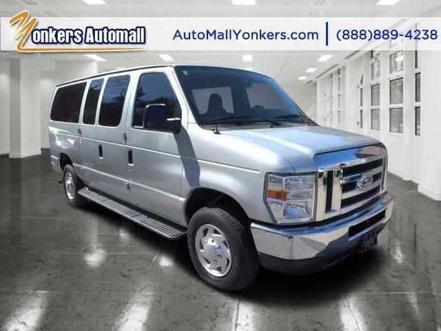 2012 Ford Econoline Wagon XLT Ingot Silver MetallicMedium Flint V8 54L Automatic 32856 miles