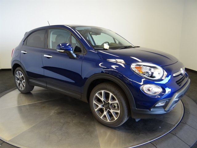 2016 FIAT 500X Trekking Blu Venezia Blue MetallicC7X9 V4 24 L Automatic 0 miles Buy it Try