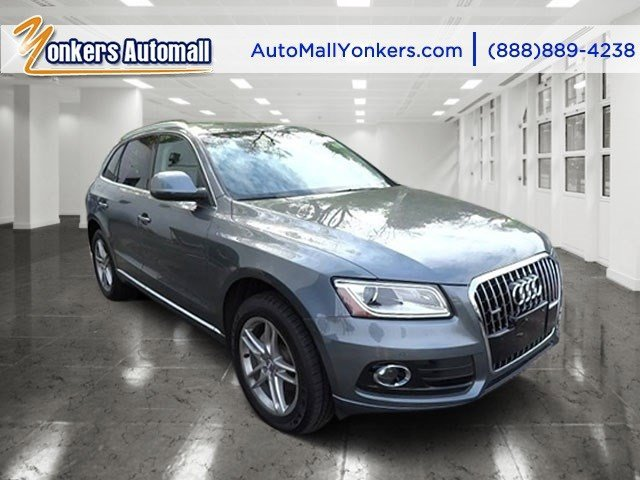 2013 Audi Q5 Premium Plus Monsoon Gray MetallicBlack V4 20L Automatic 42363 miles Navigation