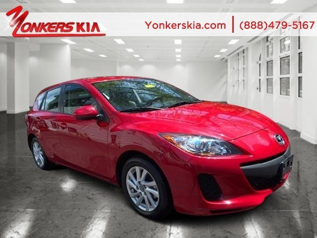 2013 Mazda Mazda3 i Grand Touring Velocity Red MicaBlack V4 20L Automatic 13955 miles Navigat