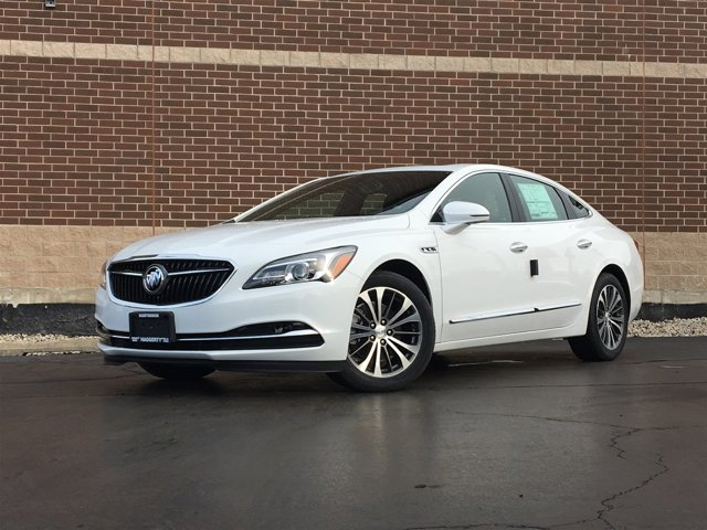2017 Buick LaCrosse Essence Summit White V6 36L Automatic 2 miles Introducing the all New Bui