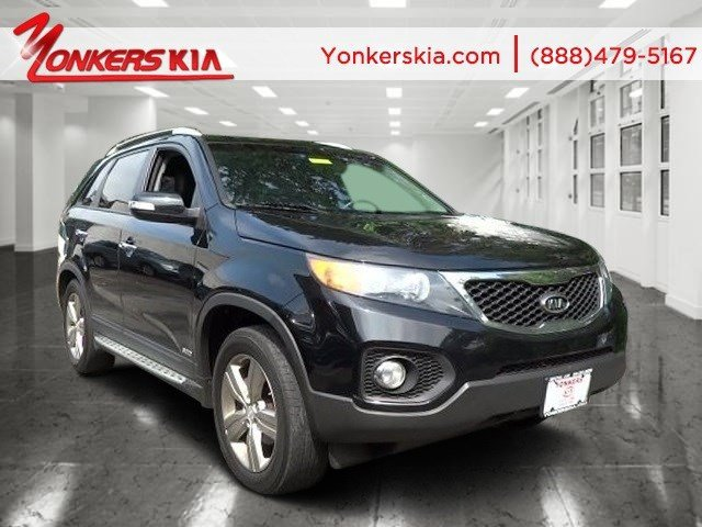 2013 Kia Sorento EX Ebony BlackBlack V4 24L Automatic 71406 miles Yonkers Kia is the largest