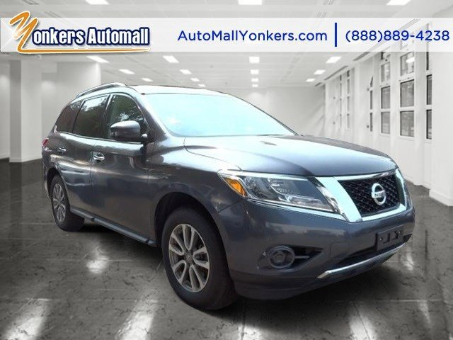 2013 Nissan Pathfinder SV Dark SlateCharcoal V6 35L Automatic 50693 miles Yonkers Auto Mall i