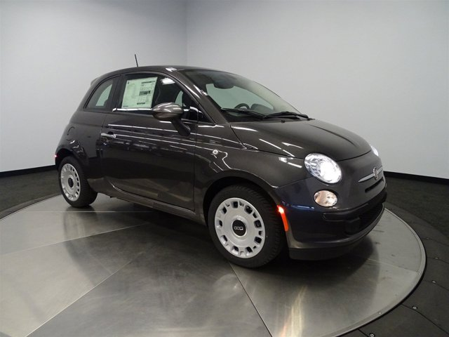 2016 FIAT 500 Pop Granito Lucente Granite CrystalA7X9 V4 14 L Manual 0 miles Buy it Try it