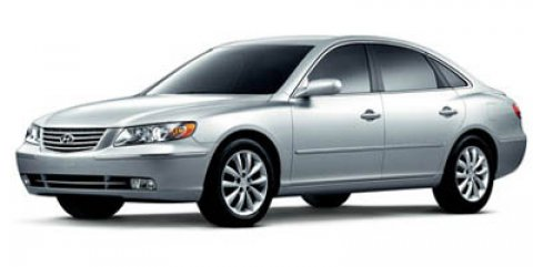 2007 Hyundai Azera Limited Silver Frost V6 38L Automatic 80150 miles Like other Hyundais the