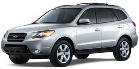 2007 Hyundai Santa Fe SE Silver V6 33L Automatic 87258 miles  3684 Axle Ratio  5-Passenger S