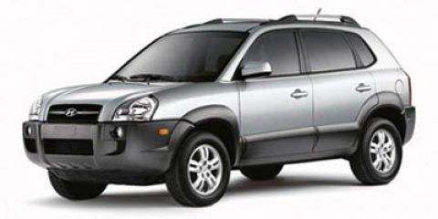 2007 Hyundai Tucson SE Platinum V6 27L Automatic 105513 miles  Traction Control  Stability C