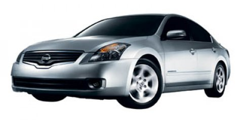 2007 Nissan Altima 25 Hybrid W NAVONE OWNER Jade MetallicBlond V4 25L Variable 196063 miles