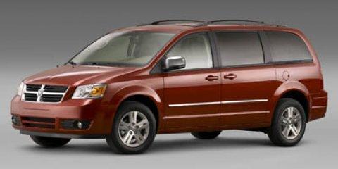2008 Dodge Grand Caravan SE  V6 33L Automatic 126081 miles  Traction Control  Stability Cont