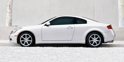 2007 Infiniti G35 Coupe Ivory Pearl V6 35L  93255 miles The Sales Staff at Mac Haik Ford Linco