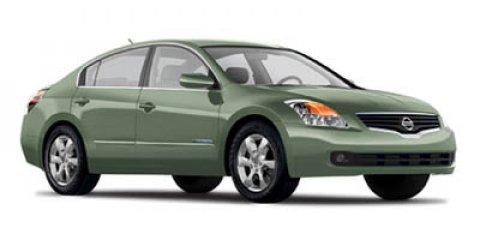2008 Nissan Altima Hybrid Winter Frost PearlBlonde V4 25L Variable 105637 miles Momentum Niss