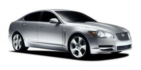 2009 Jaguar XF Premium Luxury SilverBlack V8 42L Automatic 70365 miles Only 70 365 Miles Sc