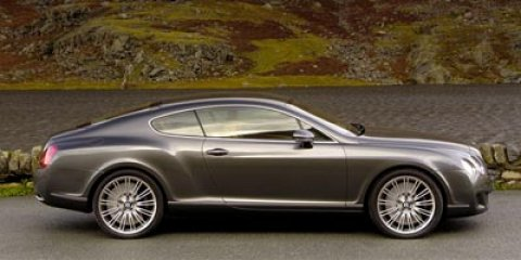2010 Bentley Continental GT BelugaBeluga V12 60L Automatic 45208 miles  Turbocharged  Tracti