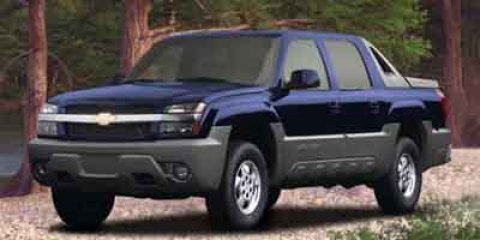 2003 Chevrolet Avalanche 5DR 2WD 1500  V8 53L Automatic 190351 miles An Avalanche at this pric
