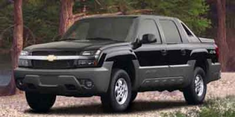 2002 Chevrolet Avalanche Onyx Black V8 53L Automatic 73412 miles CALL 814-624-5504 FOR DETAILS