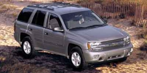 2002 Chevrolet TrailBlazer LS  V6 42L Automatic 120643 miles Need an Affordable SUV We are tr