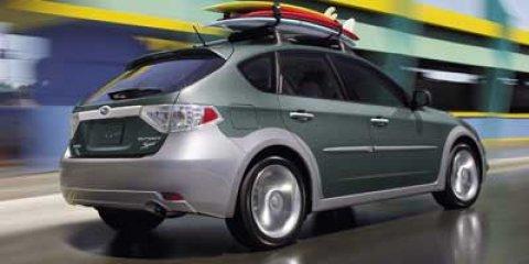 2009 Subaru Impreza Wagon Outback Sport Steel Silver MetallicSpark Silver MetallicCarbon Black