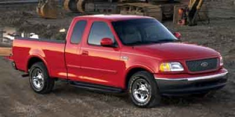2001 Ford F-150 Red V8   216130 miles The Sales Staff at Mac Haik Ford Lincoln strive to offer
