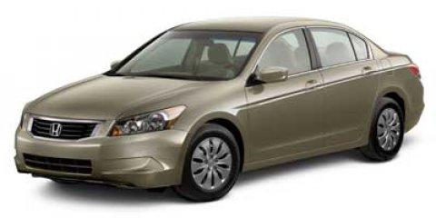 2010 Honda Accord Sdn LX Black V4 24L Automatic 65093 miles HondaQUALITY DCH ECONOMY CERTIFI