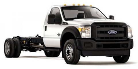 2012 Ford Super Duty F-550 DRW Oxford WhiteSTEEL VINYL V8 67L Automatic 0 miles  Rear Wheel Dr
