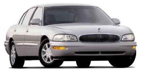 2002 Buick Park Avenue Base  V6 38L V6 SFI Series II Automatic 0 miles Price Plus Dealer Inst