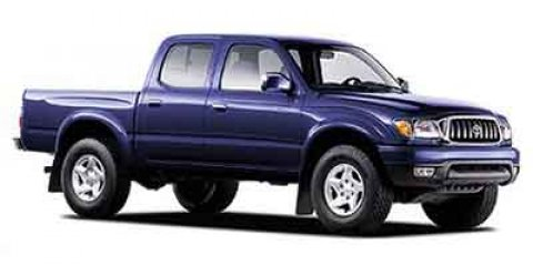2001 Toyota Tacoma  V6 34L Automatic 200235 miles  Four Wheel Drive  Tow Hooks  Tires - Fron