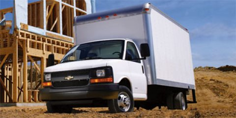 2008 Chevrolet Express Commercial Cutaway Summit White V8 60L Automatic 6371 miles All vehicl