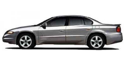 2002 Pontiac Bonneville SLE  V6 38L Automatic 239874 miles  Traction Control  Front Wheel Dr