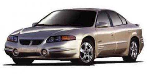 2002 Pontiac Bonneville SSEi  V6 38L Automatic 0 miles  Supercharged  Traction Control  Fro